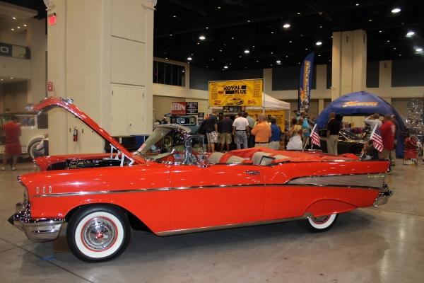 1957 Chevrolet Impala Convertible