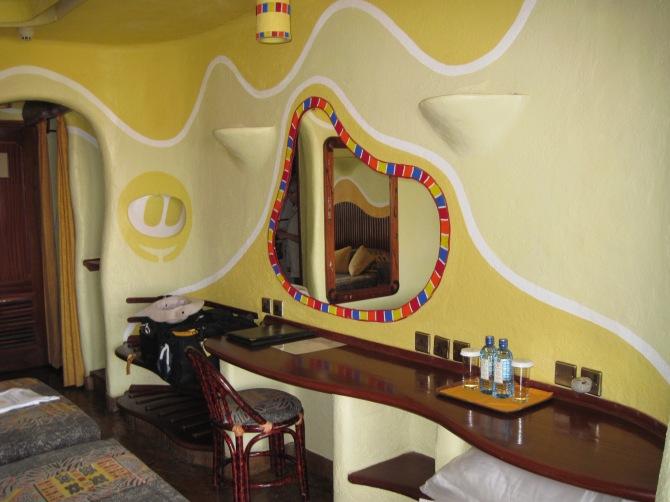 Kenya Safari Hotel Room