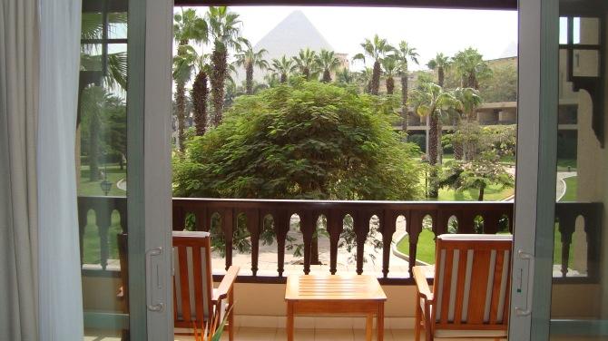 Mena House, Cairo, Egypt