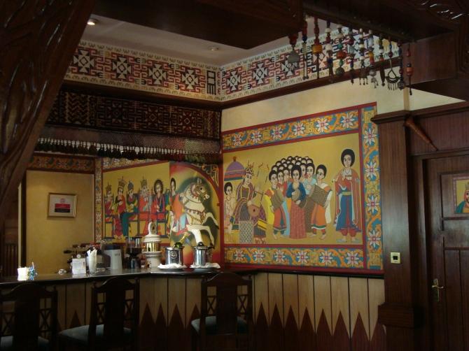 Nairobi Hotel Bar