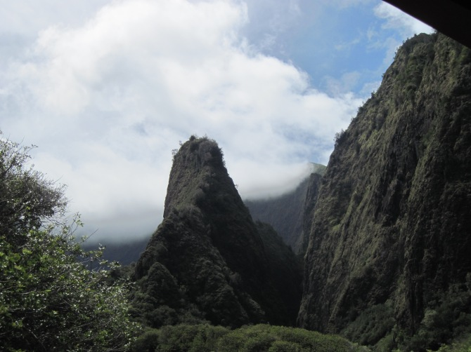 Iao Needle, Hawaii