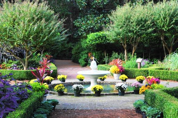 Elizabethan Gardens, Fort Raleigh, NC