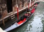 Gondola Driver, Milan