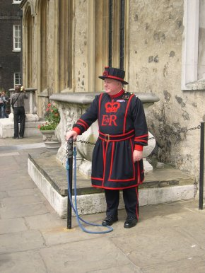 Beefeater, London