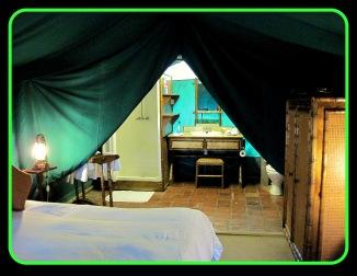 Kenya Tent Camp