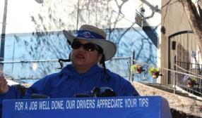 River Boat Driver, San Antonio, Texas