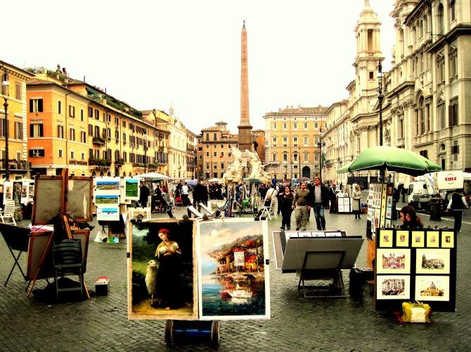 Florence Italy Art Fair